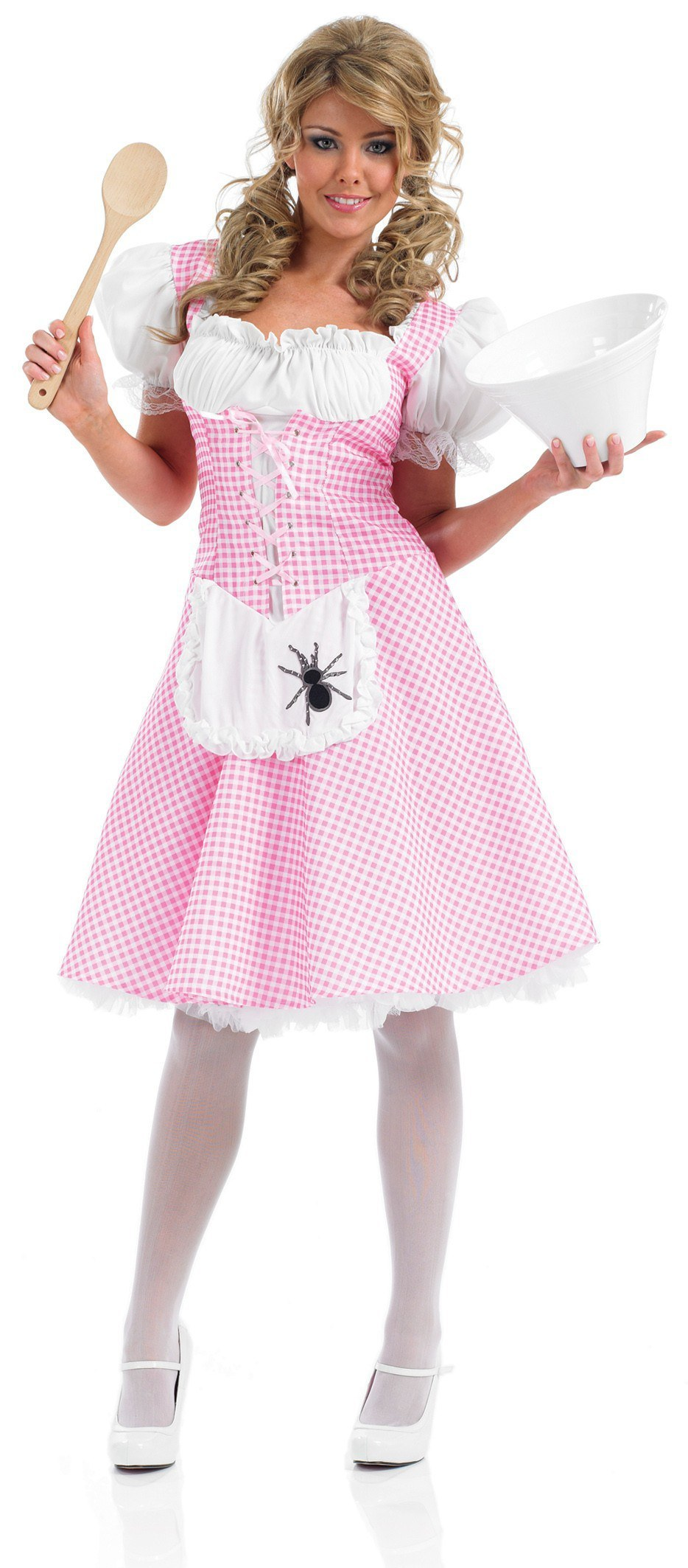 Plus Size Miss Muffet Costume